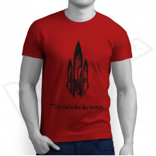 Camiseta - At The Gates - 01 The Red In The Sky Is Ours